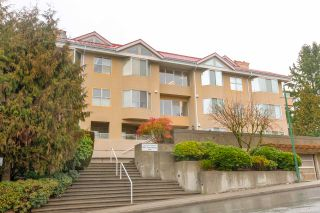 "Photo 1: 103 501 COCHRANE Avenue in Coquitlam: Coquitlam West Condo for sale in ""GARDEN TERRACE"" : MLS®# R2527139"