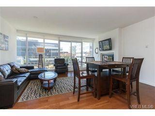 Photo 3: 406 707 Courtney St in VICTORIA: Vi Downtown Condo for sale (Victoria)  : MLS®# 713085