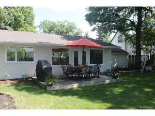 Photo 19: 178 Palliser Avenue in WINNIPEG: St James Residential for sale (West Winnipeg)  : MLS®# 1415009