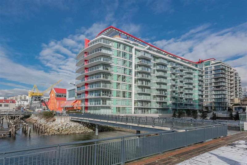 FEATURED LISTING: 410 - 175 VICTORY SHIP Way North Vancouver