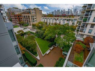"""Photo 14: 615 1887 CROWE Street in Vancouver: False Creek Condo for sale in """"Pinnacle Living in False Creek"""" (Vancouver West)  : MLS®# R2625401"""