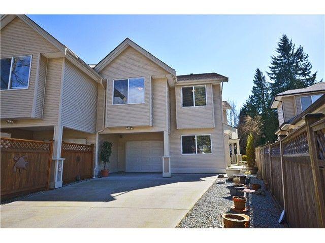 Main Photo: 725 LEA AV in Coquitlam: Coquitlam West 1/2 Duplex for sale : MLS®# V998666