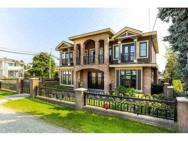 Main Photo: 4892 RUMBLE STREET - LISTED BY SUTTON CENTRE REALTY in Burnaby: South Slope House for sale (Burnaby South)  : MLS®# V1142391