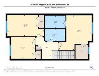 Photo 4: 70 1030 CHAPPELLE Boulevard in Edmonton: Zone 55 Townhouse for sale : MLS®# E4262556