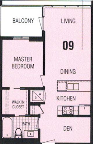 Photo 5: 509 8628 HAZELBRIDGE Way in Richmond: West Cambie Condo for sale : MLS®# R2598470