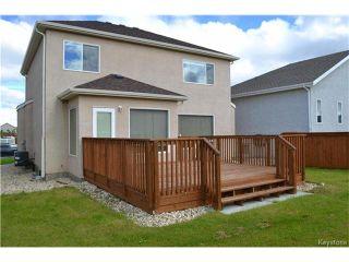 Photo 19: 514 Kirkbridge Drive in Winnipeg: South Pointe Residential for sale (1R)  : MLS®# 1629314