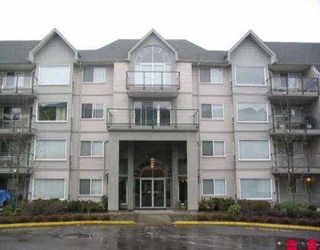 "Photo 1: 211 33688 KING RD in Abbotsford: Poplar Condo for sale in ""COLLEGE PARK PLACE"" : MLS®# F2602666"