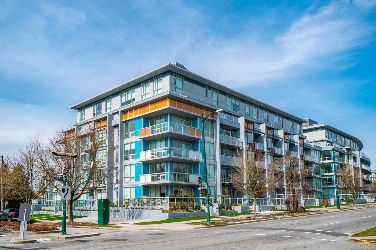 "Main Photo: 408 5289 CAMBIE Street in Vancouver: Cambie Condo for sale in ""CONTESSA"" (Vancouver West)  : MLS®# R2553128"
