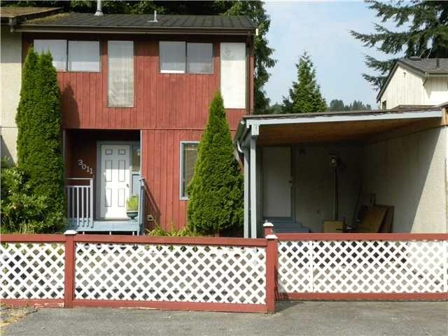Main Photo: 3011 ASHBROOK PL in Coquitlam: Meadow Brook Condo  : MLS®# V844590