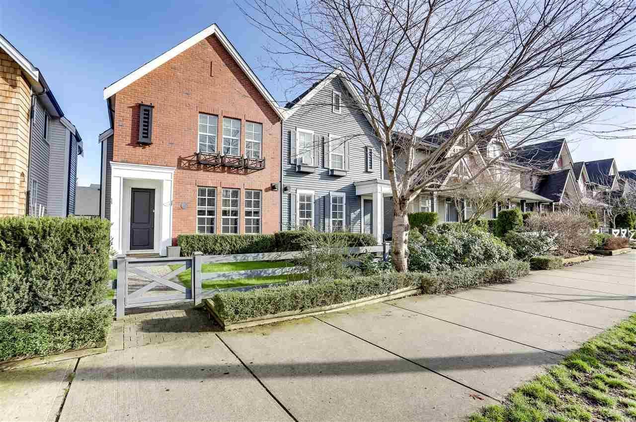 Main Photo: 7328 192 Street in Surrey: Clayton 1/2 Duplex for sale (Cloverdale)  : MLS®# R2536920