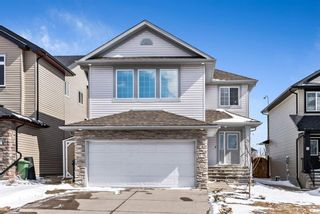 Main Photo: 44 Crystal Shores Place: Okotoks Detached for sale : MLS®# A1088222
