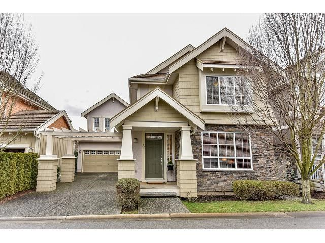 Main Photo: 70 15288 36 AVENUE in : Morgan Creek House for sale : MLS®# R2025344