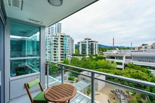 """Photo 22: 602 125 E 14TH Street in North Vancouver: Central Lonsdale Condo for sale in """"CENTREVIEW"""" : MLS®# R2587164"""