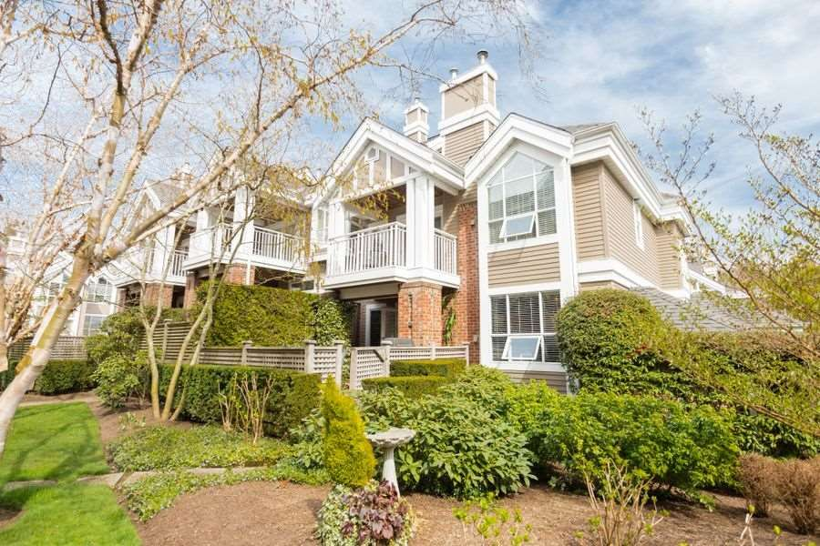Main Photo: 1 5760 HAMPTON Place in Vancouver: University VW Townhouse for sale (Vancouver West)  : MLS®# R2354194