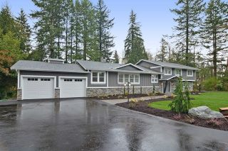 Photo 1: 4722 SADDLEHORN CRESCENT in Langley: Salmon River House for sale : MLS®# R2049761