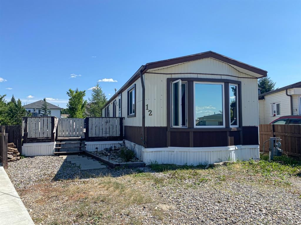 Main Photo: 12 Birch Close: Olds Detached for sale : MLS®# A1137061