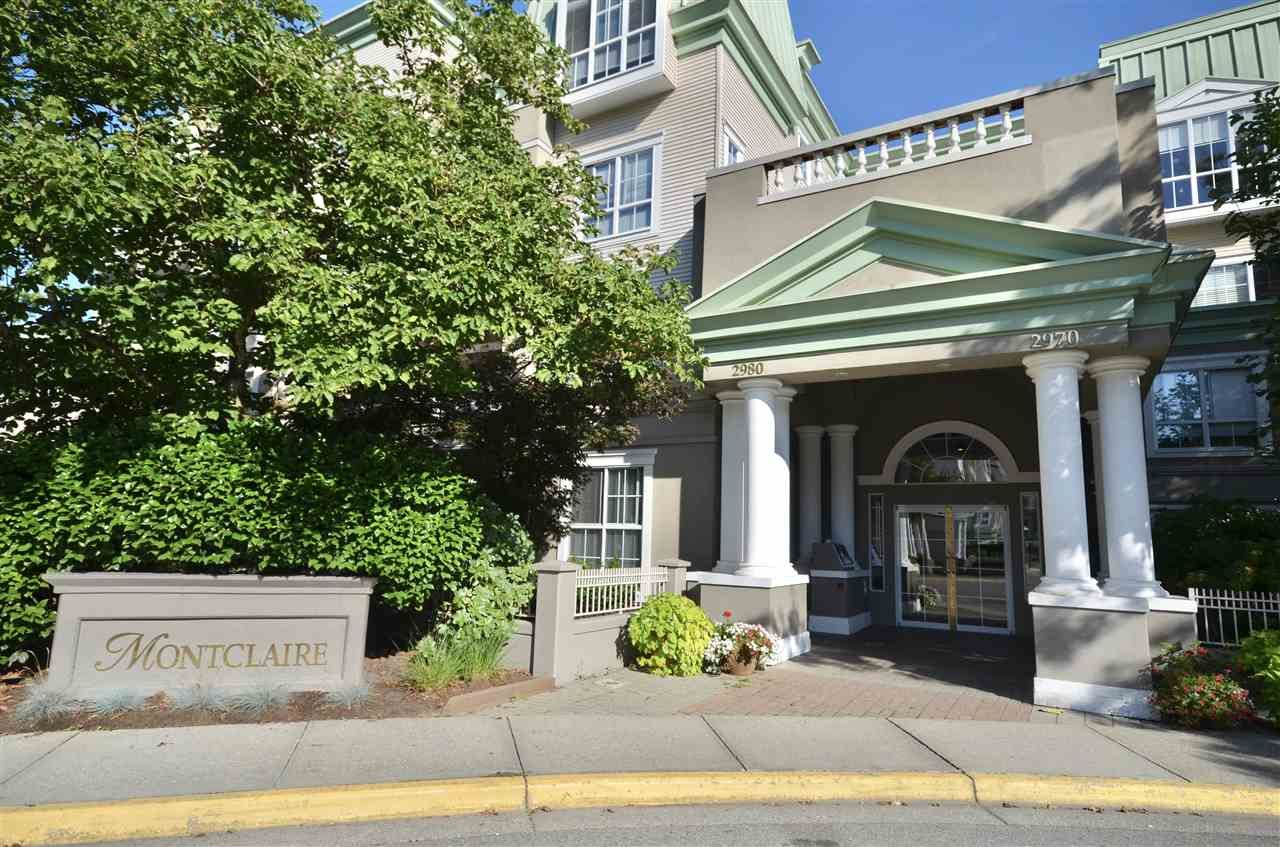 Main Photo: 437 2980 PRINCESS CRESCENT in Coquitlam: Canyon Springs Condo for sale : MLS®# R2197204
