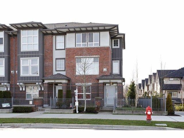Main Photo: # 13 18777 68A AV in Surrey: Clayton Condo for sale (Cloverdale)  : MLS®# F1304860