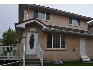 Photo 4: 226 CORAL Cove NE in CALGARY: Coral Springs Townhouse for sale (Calgary)  : MLS®# C3534354