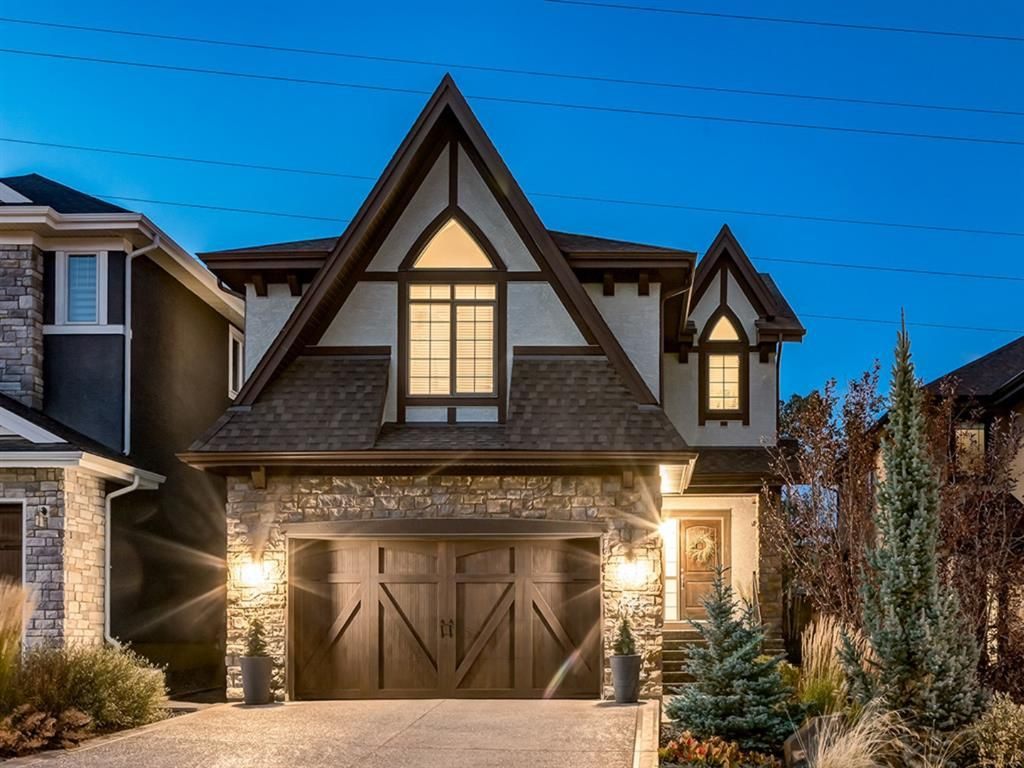 Main Photo: 86 ASCOT Crescent SW in Calgary: Aspen Woods Detached for sale : MLS®# A1128305