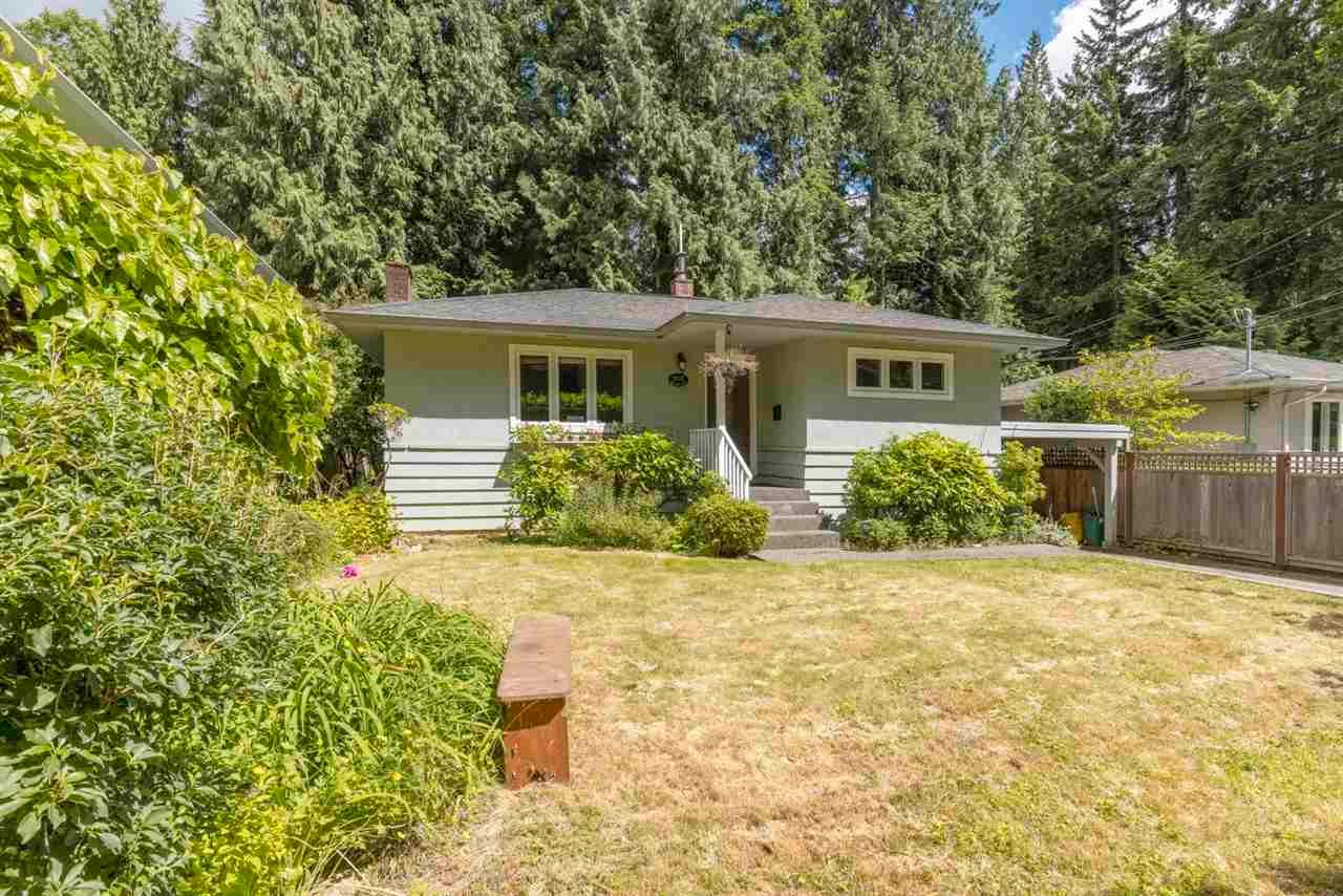 Main Photo: 2112 MACKAY AVENUE in North Vancouver: Pemberton Heights House for sale : MLS®# R2602301