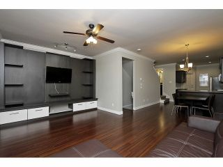 "Photo 3: 5 22788 WESTMINSTER Highway in Richmond: Hamilton RI Townhouse for sale in ""HAMILTON STATION"" : MLS®# V1053616"
