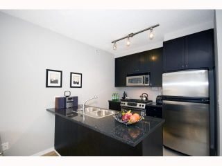 """Photo 3: 508 1001 HOMER Street in Vancouver: Downtown VW Condo for sale in """"THE BENTLEY"""" (Vancouver West)  : MLS®# V817106"""