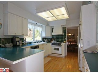 Photo 6: 3023 BALSAM CR in Surrey: Elgin Chantrell House for sale (South Surrey White Rock)  : MLS®# F1110533