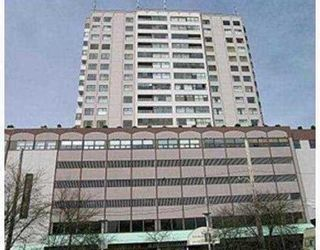 "Photo 1: 904 615 BELMONT Street in New Westminster: Uptown NW Condo for sale in ""BELMONT TOWERS"" : MLS®# V797243"