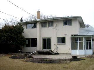 Photo 12: 305 Bower Boulevard in WINNIPEG: River Heights / Tuxedo / Linden Woods Residential for sale (South Winnipeg)  : MLS®# 1004526