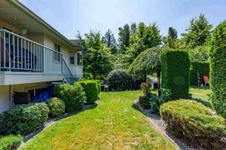 """Photo 39: 14 3555 BLUE JAY Street in Abbotsford: Abbotsford West Townhouse for sale in """"SLATER RIDGE"""" : MLS®# R2487008"""