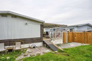 """Photo 22: 24 8254 134 Street in Surrey: Queen Mary Park Surrey Manufactured Home for sale in """"WESTWOOD ESTATES"""" : MLS®# R2508251"""
