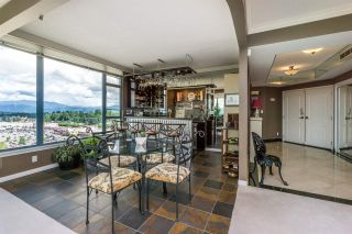 """Photo 6: 1601 32330 SOUTH FRASER Way in Abbotsford: Abbotsford West Condo for sale in """"Town Center Tower"""" : MLS®# R2548709"""