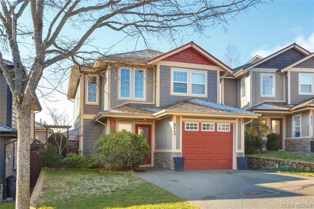 Main Photo: 813 Gannet Crt in VICTORIA: La Bear Mountain House for sale (Langford)  : MLS®# 835428