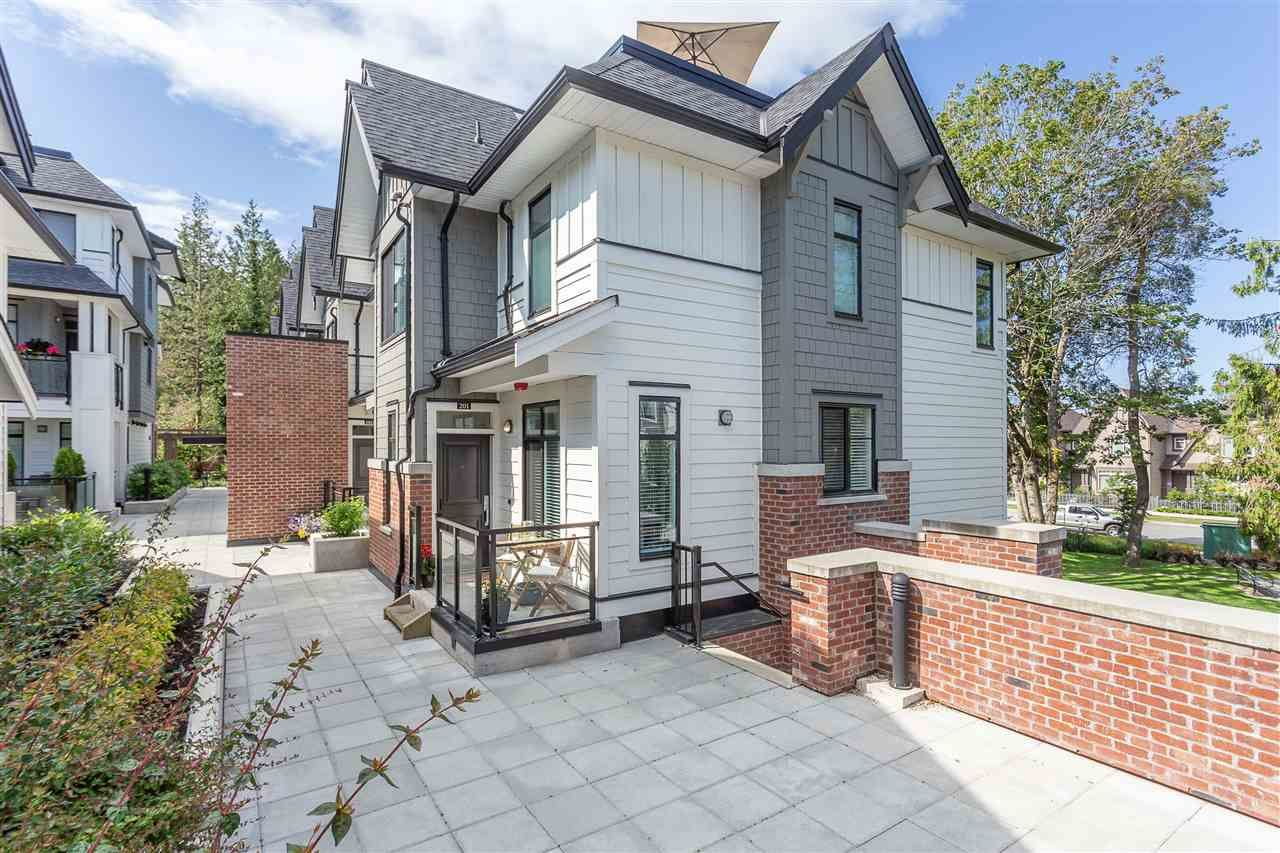 "Main Photo: 201 16528 24A Avenue in Surrey: Grandview Surrey Townhouse for sale in ""NOTTING HILL"" (South Surrey White Rock)  : MLS®# R2390096"