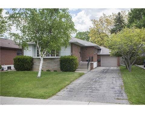 Main Photo: 5 Brampton Road in Toronto: Willowridge-Martingrove-Richview House (Bungalow-Raised) for lease (Toronto W09)  : MLS®# W3426617