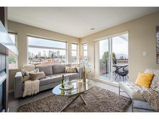 "Photo 4: 414 6508 DENBIGH Avenue in Burnaby: Forest Glen BS Condo for sale in ""Oakwood"" (Burnaby South)  : MLS®# R2560340"