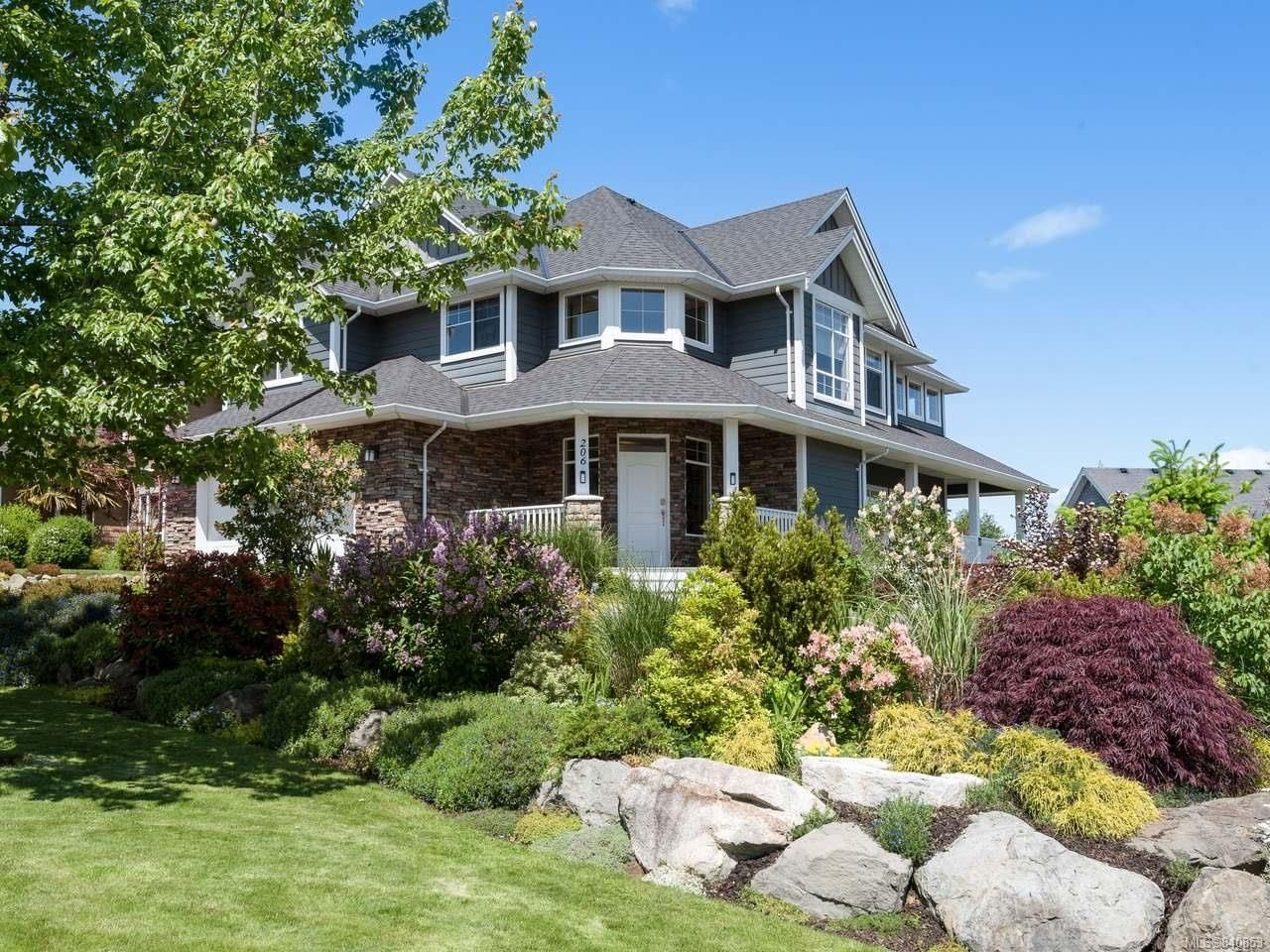Photo 3: Photos: 206 Marie Pl in CAMPBELL RIVER: CR Willow Point House for sale (Campbell River)  : MLS®# 840853