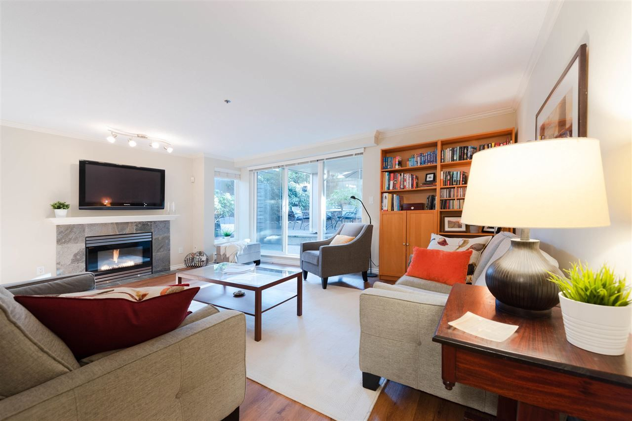 Photo 8: Photos: 105 3218 ONTARIO STREET in Vancouver: Main Condo for sale (Vancouver East)  : MLS®# R2333205