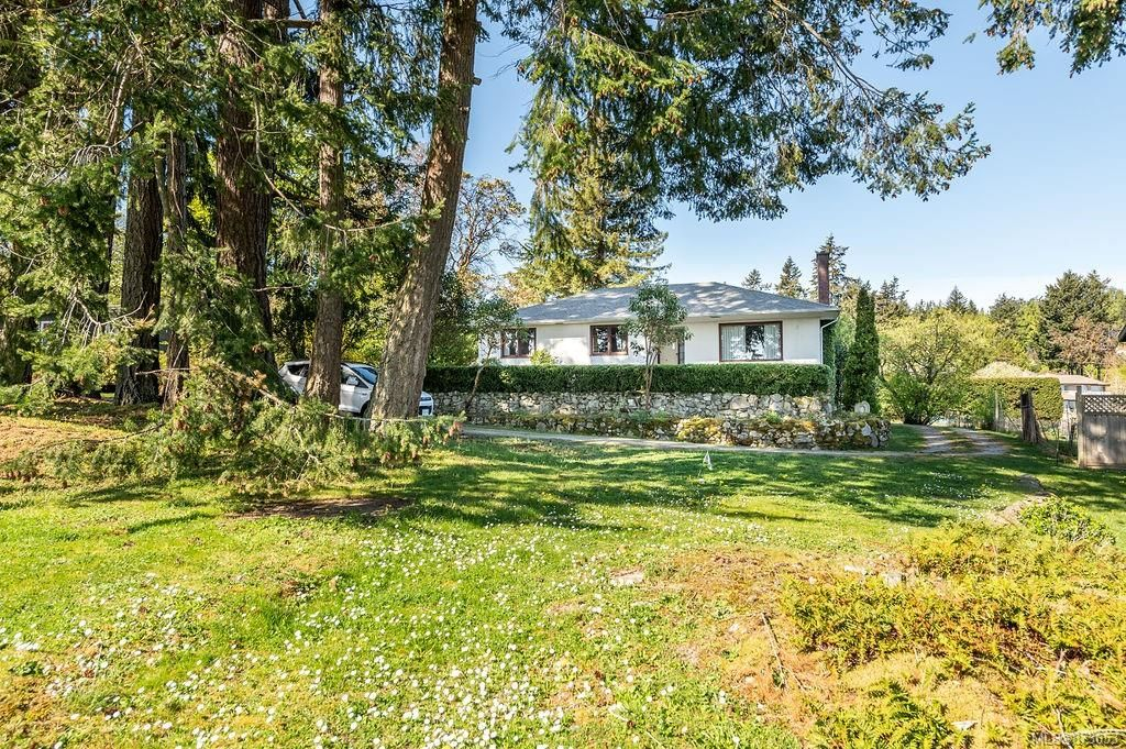 Main Photo: 8720 East Saanich Rd in : NS Bazan Bay House for sale (North Saanich)  : MLS®# 873653