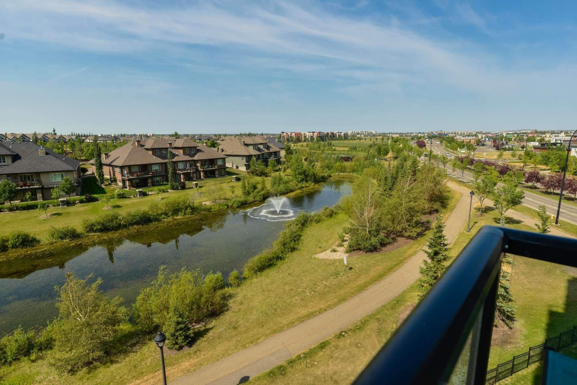 Main Photo: 422 5151 WINDERMERE Boulevard in Edmonton: Zone 56 Condo for sale : MLS®# E4254860
