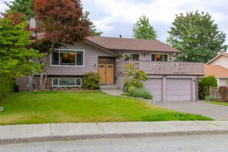 """Photo 1: 2583 PASSAGE Drive in Coquitlam: Ranch Park House for sale in """"RANCH PARK"""" : MLS®# R2278316"""