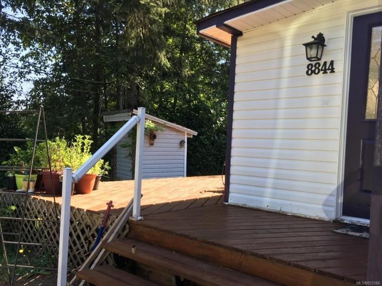 Main Photo: 6 8844 Tammy Rd in BLACK CREEK: CV Merville Black Creek Manufactured Home for sale (Comox Valley)  : MLS®# 833186