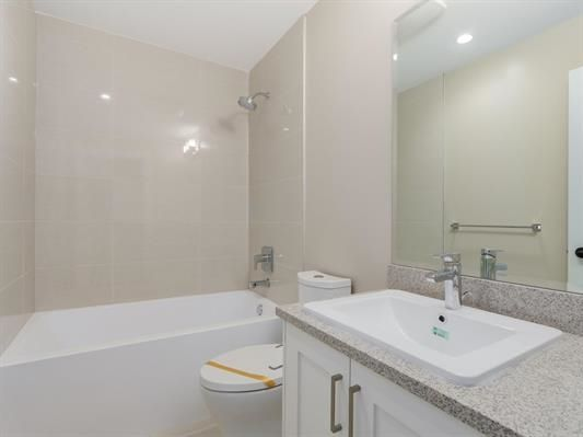 """Main Photo: 402 1405 DAYTON Street in Coquitlam: Burke Mountain Townhouse for sale in """"ERICA"""" : MLS®# R2104156"""