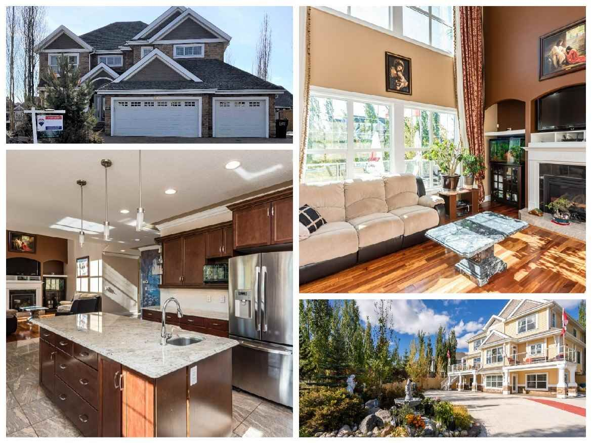 Main Photo: 1815 90A Street in Edmonton: Zone 53 House for sale : MLS®# E4234300