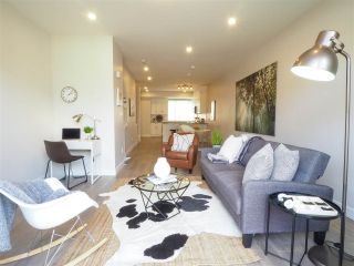 """Photo 1: 60 1188 MAIN Street in Squamish: Downtown SQ Townhouse for sale in """"Soleil at Coastal Village"""" : MLS®# R2467472"""