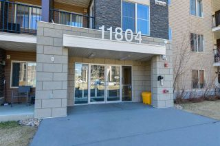 Photo 23: 319 11804 22 Avenue in Edmonton: Zone 55 Condo for sale : MLS®# E4240649