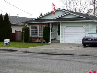 Photo 1: 9520 CARROLL Street in Chilliwack: Chilliwack N Yale-Well House for sale : MLS®# H1102274
