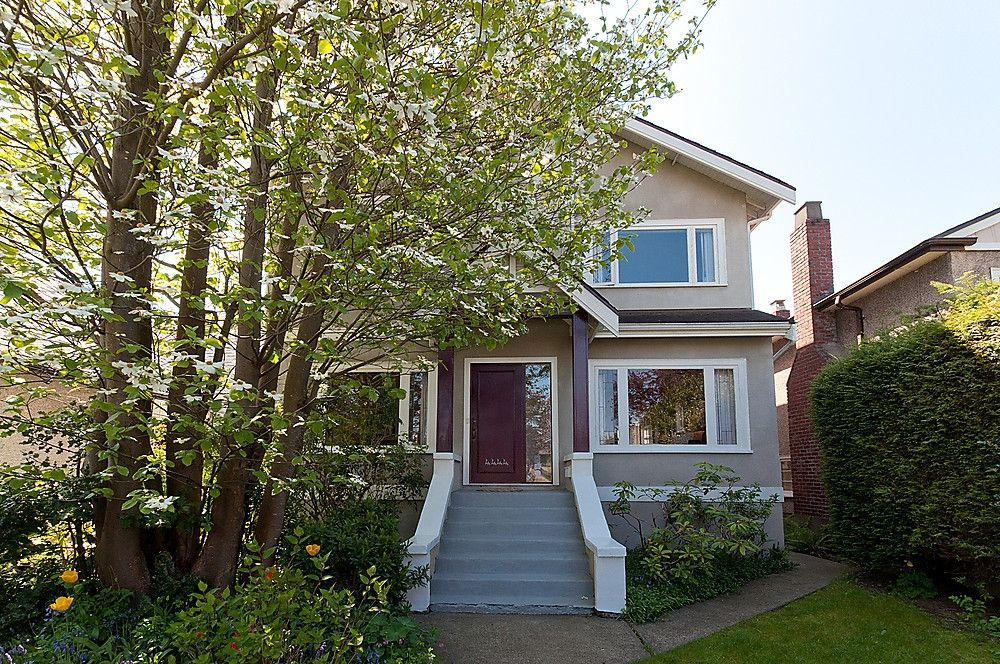 Main Photo: 4444 West 14th Ave : Prime Point Grey