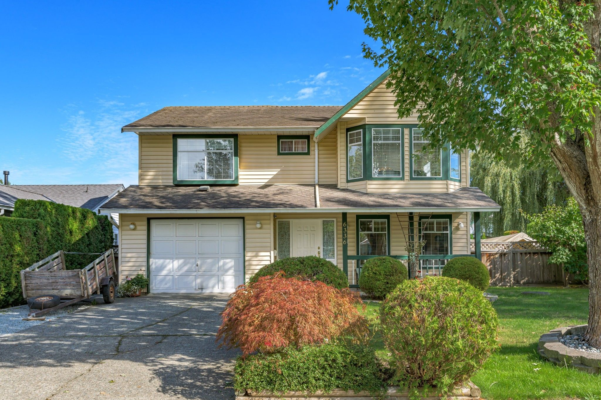 Main Photo: 6336 172 Street in Cloverdale: Cloverdale BC House for sale : MLS®# R2620518